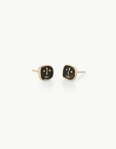 Charles Baudelaire Studs