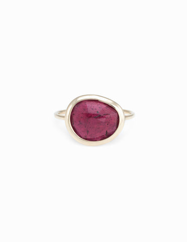 Ruby Slice Ring - Dream Collective