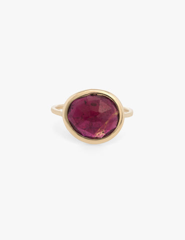 Ruby Slice Ring