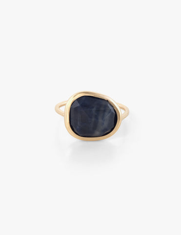 Sapphire Slice Ring - Dream Collective