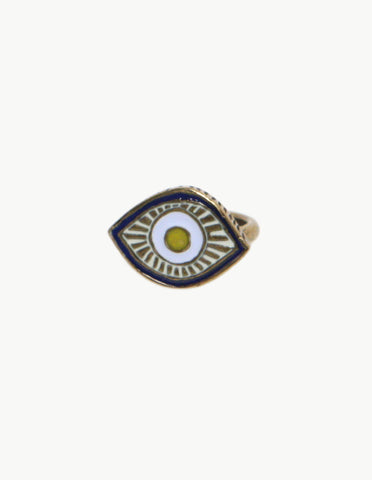Evil Eye Ring - Dream Collective