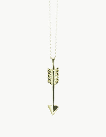 Jake's Arrow Pendant - Dream Collective