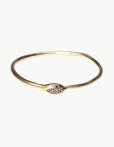 Eternity Snake Bangle - Dream Collective
