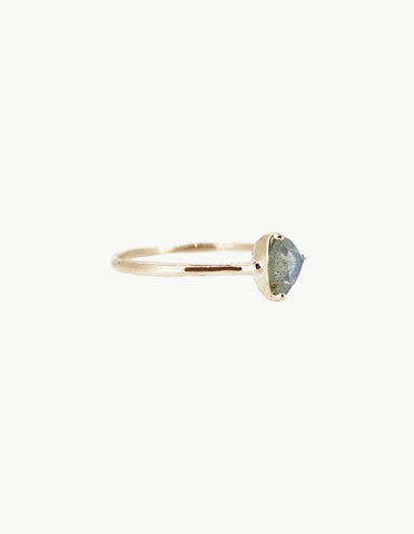 Labradorite Prism Ring - Dream Collective