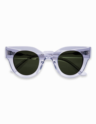 Maud Clear Sunglasses