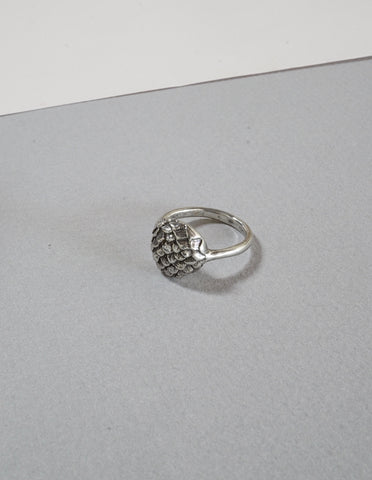 Silver Scale Ring - Dream Collective