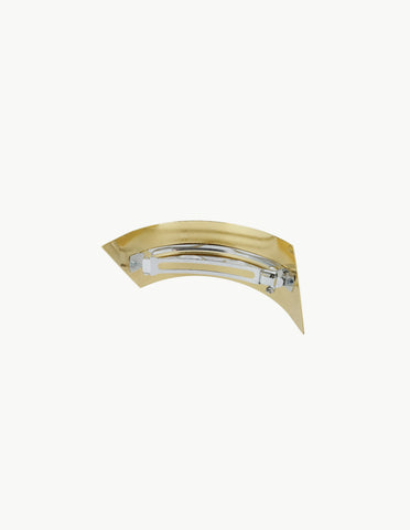 Gold Barrette 059