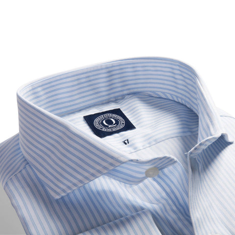 The Chester - Blue Double Stripe