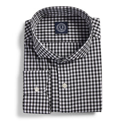 Q Clothier / The Samuel - Black & White Gingham / Q Clothier