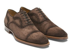 Magnanni / Riley - Brown / Q Clothier