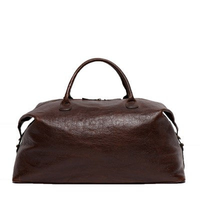 Moore & Giles / Moore and Giles Benedict Weekend Bag - American Bison / Q Clothier