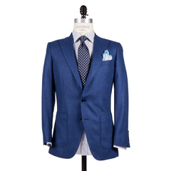 Q Clothier / The Arnold - Royal Silk/Wool Core Jacket / Q Clothier