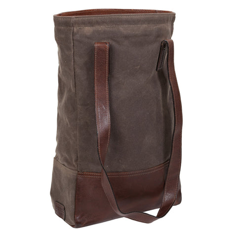 Moore and Giles Petty Bottle Tote Waxwear - Rangertan