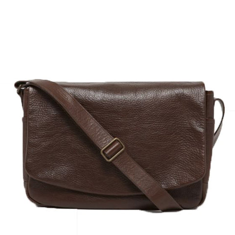 Moore & Giles / Moore and Giles Sackett Messenger Bag - American Bison / Q Clothier