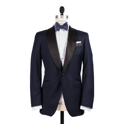Q Clothier / The James - Shawl Collar Midnight Tuxedo / Q Clothier