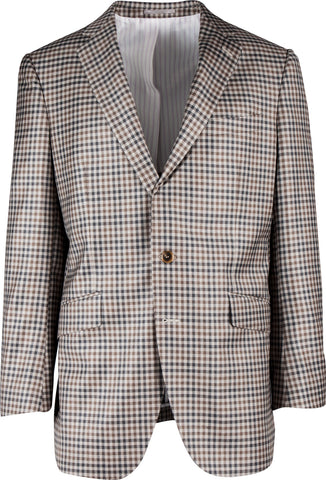 Central District Check Jacket