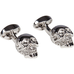 The Jolly Rogers - Skull Cufflinks