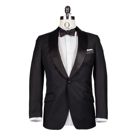 Q Clothier / The James - Shawl Collar Black Tuxedo / Q Clothier