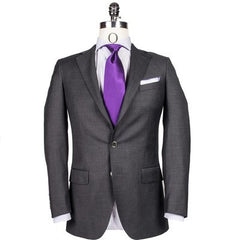 The Gordon - Super 130's Medium Grey Suit