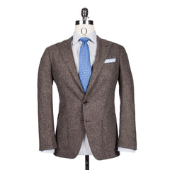Q Clothier / The Arnold - Lightweight Brown Tweed / Q Clothier