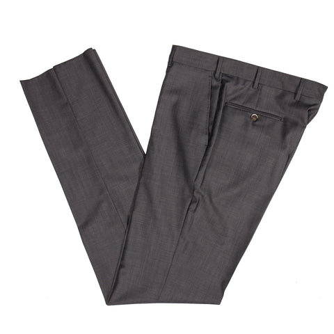 The Matteo - Medium Grey Trousers