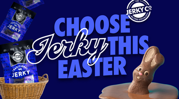 Jerky Vs Chocolate - The Easter Snacks You Should Be Eating