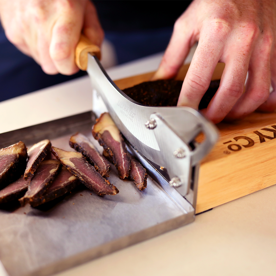 The Jerky Co. Biltong Slicer