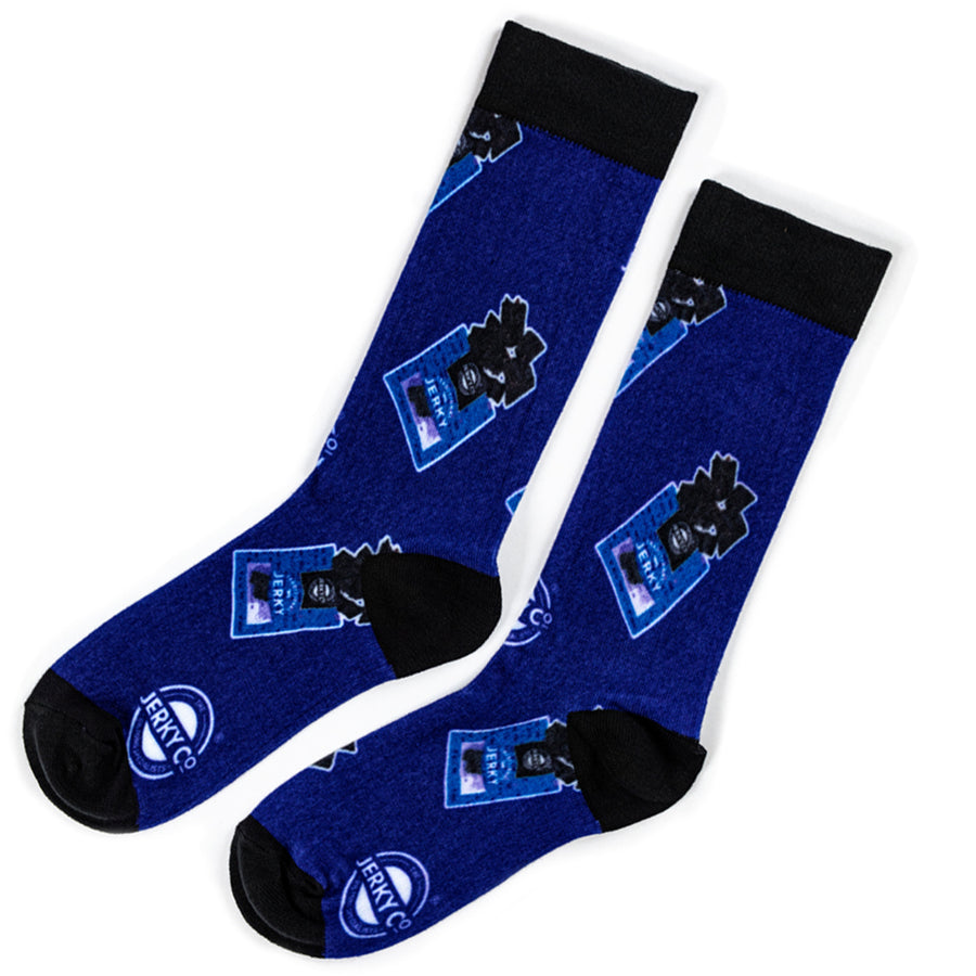 The Jerky Co Socks - Limited Edition Patterned