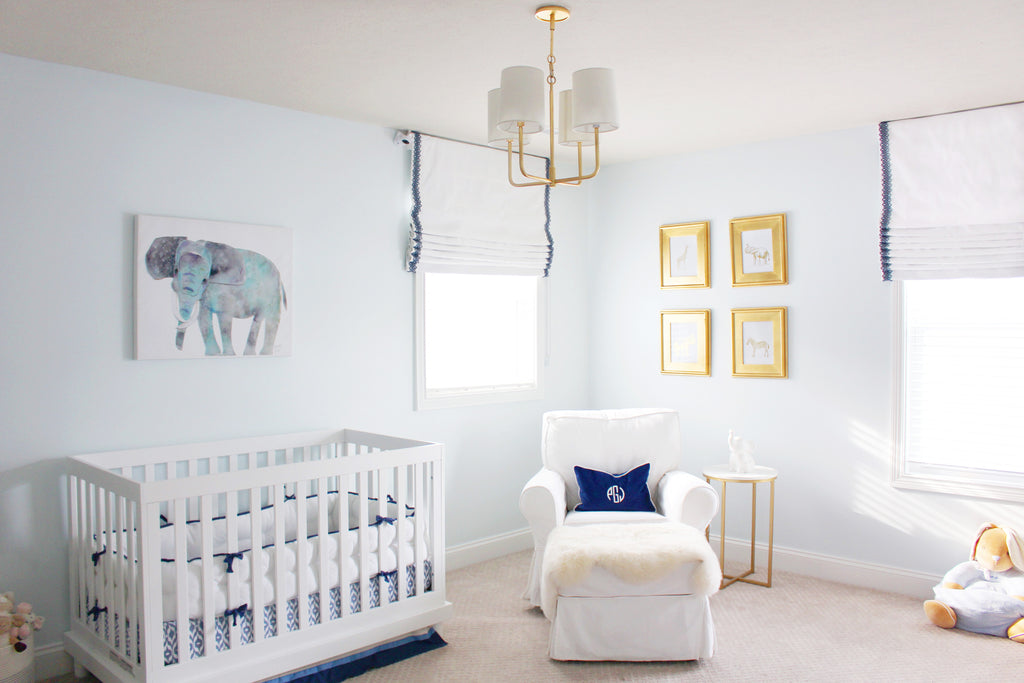 Parker's Toddler Room Mini Reveal