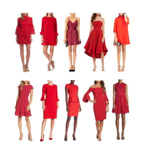 10 Red Dresses You'll Want This Holiday Season