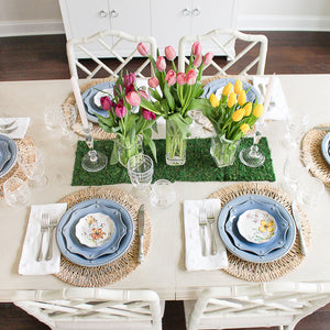 Juliska Spring Tablescape