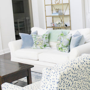 Adding A Splash of Color with Great Throw Pillows