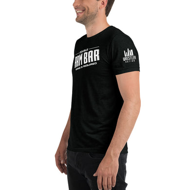 Triblend Comfort Wrestler Nation Short Sleeve T-shirt