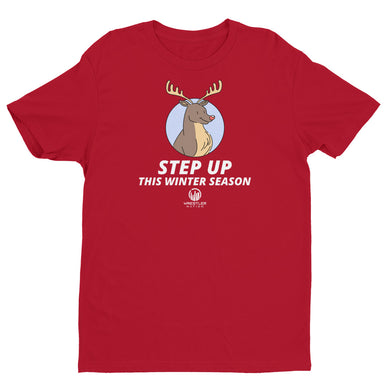 STEP UP Holiday wrestling shirt
