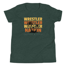 Load image into Gallery viewer, Tropical Youth Wrestling T-Shirt