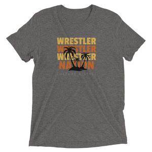 Culture and Style Wrestling Shirt
