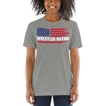 Load image into Gallery viewer, Women's Wrestler Nation Short Sleeve T-shirt