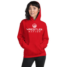 Load image into Gallery viewer, Unisex Wrestler Nation Hoodie--Small Logo