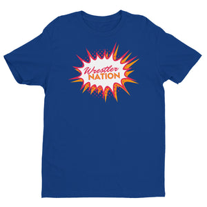 Wrestler Nation Kaboom Shirt