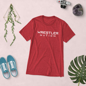 Wrestler Nation Short Sleeve T-Shirt