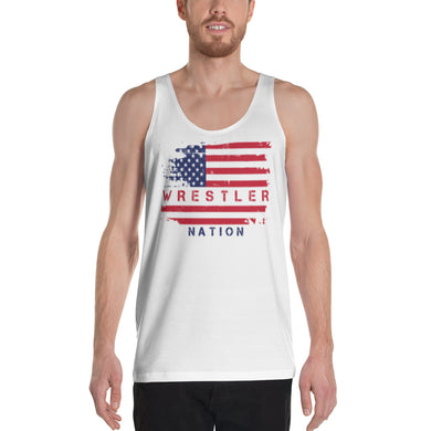 Men's Wrestler Nation Tank Top