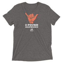 Load image into Gallery viewer, 2 Pound Allowance Wrestling Shirt