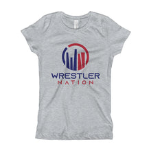 Load image into Gallery viewer, Girl's Wrestler Nation T-Shirt