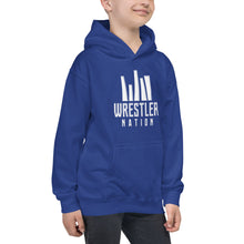Load image into Gallery viewer, Kids Wrestler Nation Hoodie