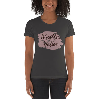 Women's Wrestle Nation t-shirt