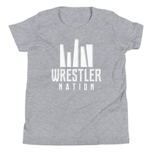 Load image into Gallery viewer, Wrestler Nation Youth Short Sleeve T-Shirt