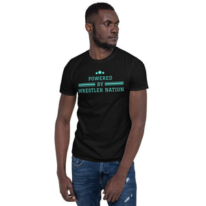 Powered by Wrestler Nation T-Shirt