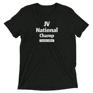 JV National Champ Wrestling Shirt