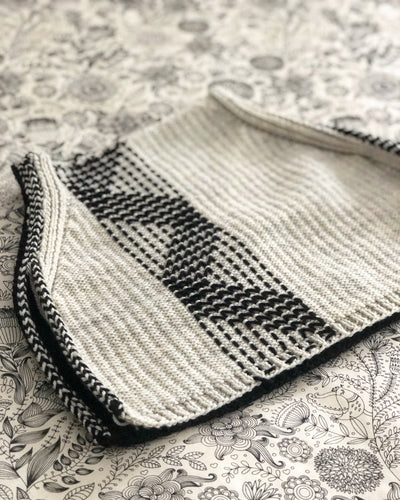 My Cowl Canvas (KNIT)