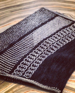 My Cowl Canvas  |  Crochet Pattern
